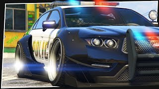 BUILDING A WIDEBODY POLICE CAR USING OBJECT SPOONER