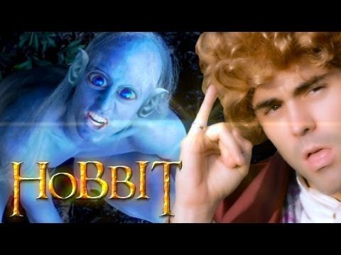 THE HOBBIT RAP - MOCKSTARS
