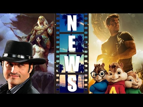 Robert Rodriguez's Fire And Ice, Transformers 5, Alvin And The Chipmunks 4 - Beyond The Trailer video