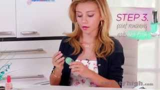 Shark Week Nail Art with G. Hannelius  - Ep. 1