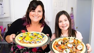 The Pizza Challenge with Cookies Cupcakes and Cardio
