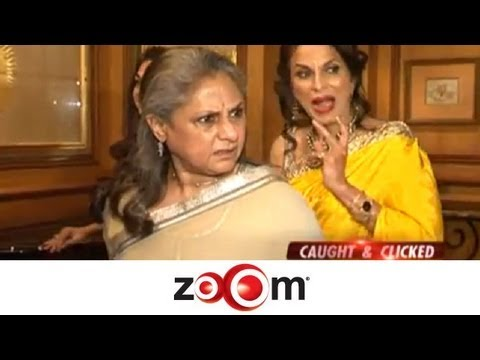 Jaya Bachchan loses her cool at an event