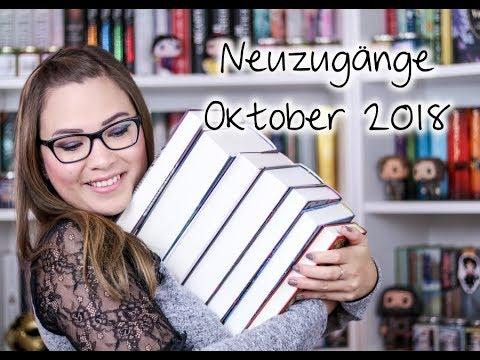Bücher Haul | Neuzugänge Oktober 2018