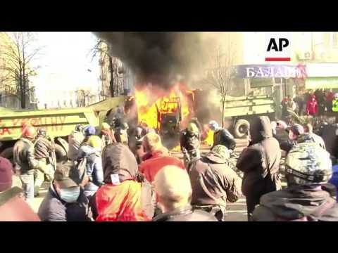 Anniversary of deadliest Maidan clashes