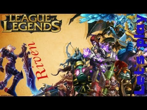 Let's Play League Of Legends #xxx (deutsch): video