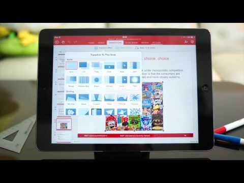 Tinhe.vn - Cảm nhận bộ Microsoft Office cho iPad