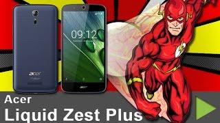 Acer Liquid Zest Plus Flash unboxing - Ein Video ohne Inhalt!