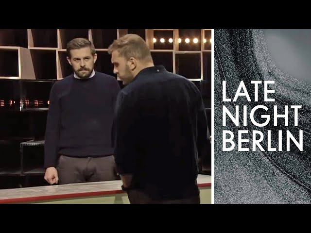 Ebay Kleinanzeigen Karaoke Edin Hasanovic und Klaas spielen nach  Late Night Berlin  ProSieben