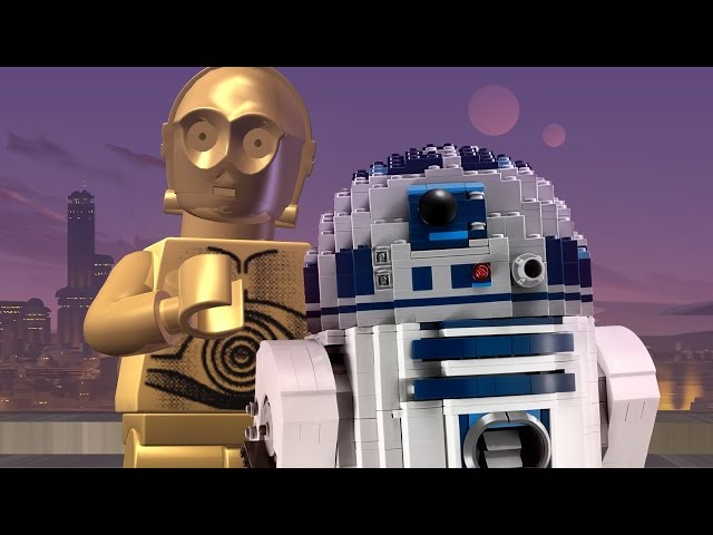We Have High Hopes for LEGO Star Wars: Droid Tales