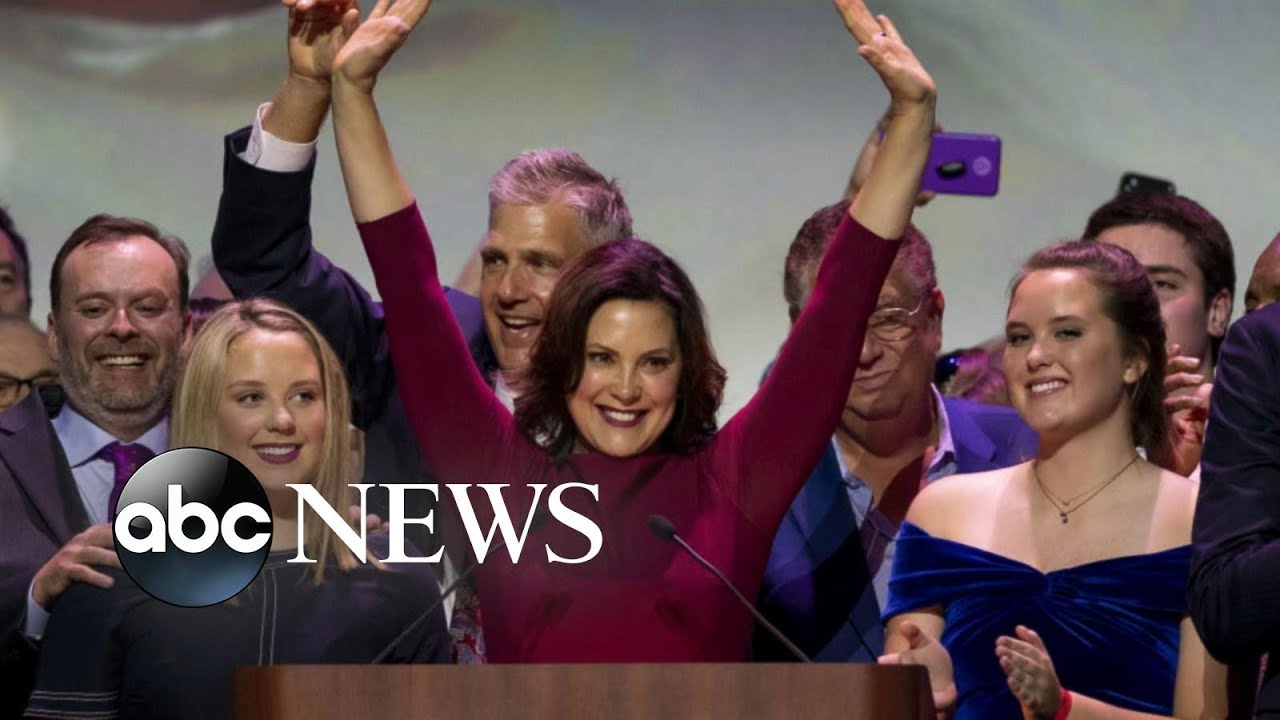 Democrats take House, Republicans keep Senate in historic midterms
