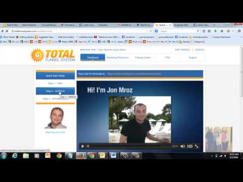 Total Funnel System Review Income Proof 5-30-2014