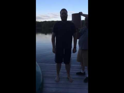 Evan Galatz ice bucket challenge