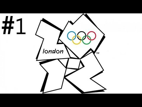 2012 London Olympics Video Game - Events Day 1