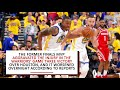 Warriors Forward Andre Iguodala Unsure For Game 4 With Knee Soreness   SI Wire   Sports Illustrated