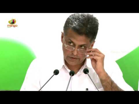 Manish Tewari Targets PM Modi | Don't Blame Judicial Overreach for Ill-Governance | Mango News