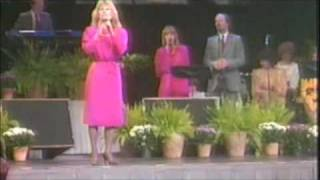 Jimmy Swaggart crusade - Janet Paschal: I Call Him Lord