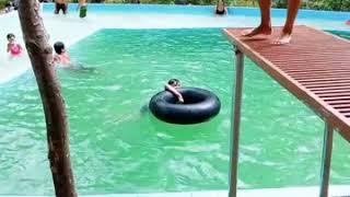 Chuyện là đi bơi xem bị chết đuối