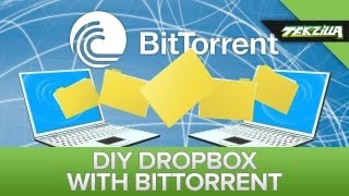BitTorrent Sync! DIY Dropbox & File Share: How To Set It Up!
