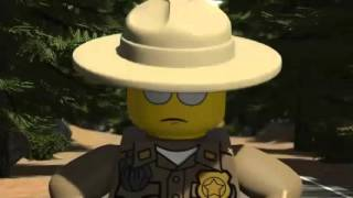 LEGO City Stories episodes 7-8-9 (Lights,Camera,Fire/The big chase/Museum Heist)