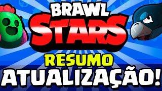 NOTICIAS SOBRE A PRÓXIMA ATUALIZAÇÃO DO BRAWL STARS!! (ANIVERSÁRIO 1 ANO)