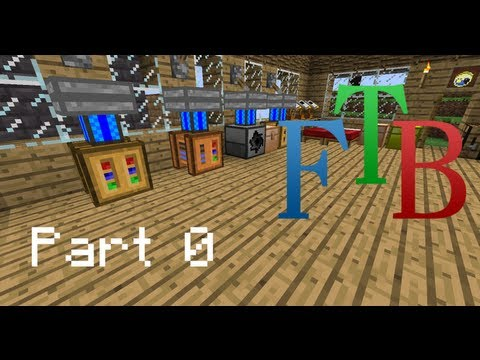 Lets Play Together Minecraft FTB [German] [Part 0]- Installation und Review