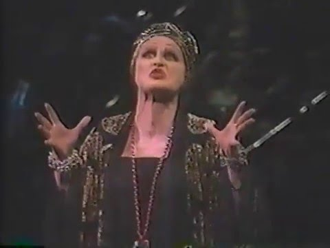 With One Look {Sunset Blvd ~ Broadway 1994} - Glenn Close