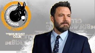 Ben Affleck Condemns Harvey Weinstein, Fails To Remember Groping MTV Reporter In 2004