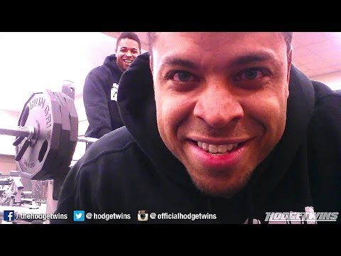 Bodybuilding Motivation | Hodgetwins Style 315 X 10 Reps hodgetwins video