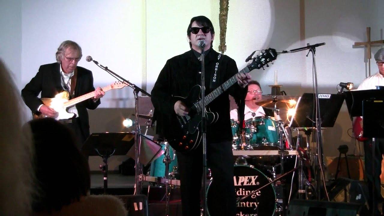 Roy Orbison In Dreams Cryin