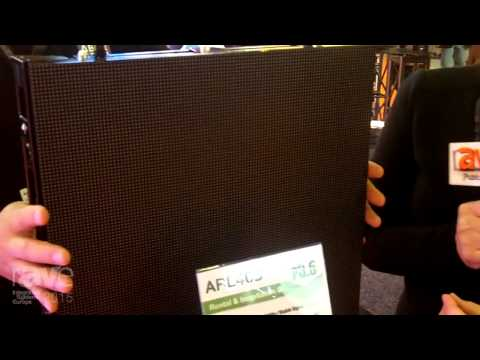 ISE 2015: Abletech Shows ARL403 and ARF609 Rental LED Products