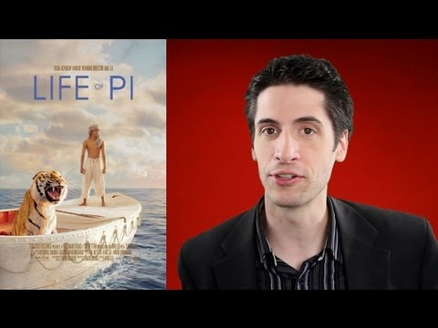 Life Of Pi Movie Review video