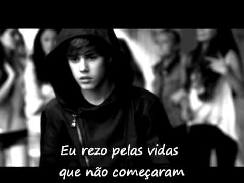 Justin Bieber - Pray  (legendado) video