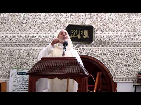 """الخطيب محمد زين الدين يلقي خطبة بمسجد التجزئة الخامسة بعنوان""""فضل أيام عشر دي الحجة وصيام يوم عرفة ."""