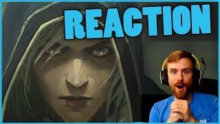 WARBRINGERS JAINA REACTION | New Jaina Proudmoore Cinematic - World of Warcraft BfA