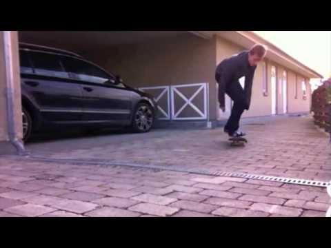 HARD FLIP TO EASY FLIP SKATE SUPPORT