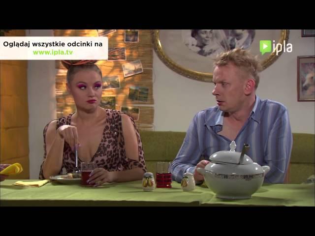 Świat według Kiepskich - fragment serialu