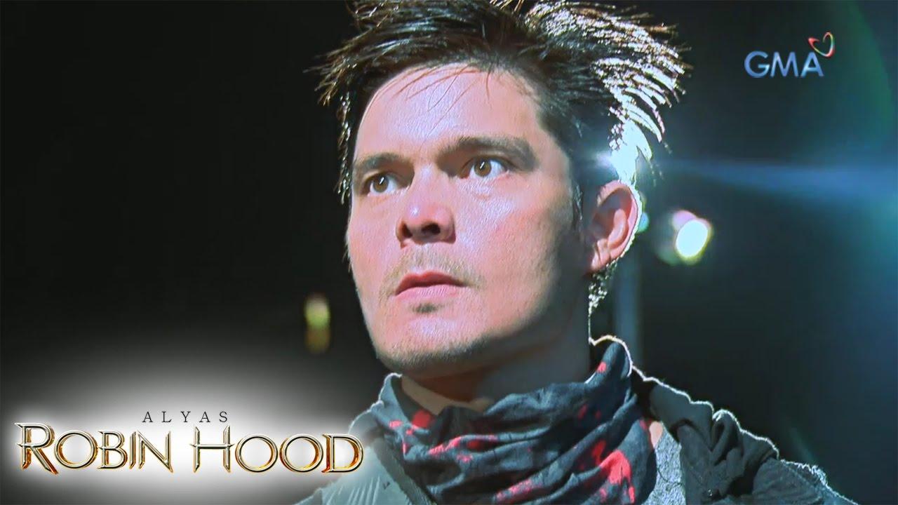 Alyas Robin Hood: Pepe vs Wilson Chan