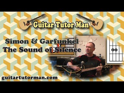 The Sound Of Silence - Simon & Garfunkel - Acoustic Guitar Lesson