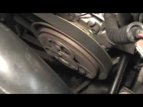2000 Nissan Frontier Ac Clutch Has Gone Bad Youtube