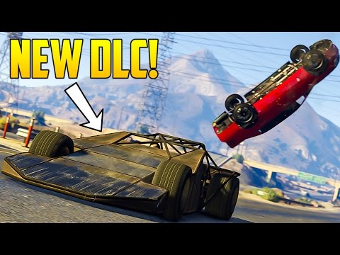 GTA ONLINE: IMPORT/EXPORT DLC INFO - 60 Car Garages, Vehicle Warehouses & New Special Cars!