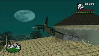GTA San Andreas - Wasted And BOOM #45 (Plane Crashes)