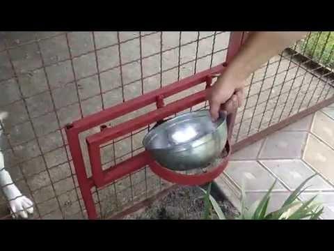 Как сделать своим руками вольер для собаки