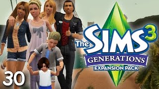 Let's Play: The Sims 3 Generations - Part #30 - Blake Becomes A Child!