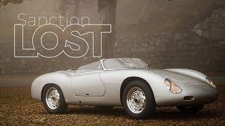 Porsche 356 Carrera Speedster Zagato: Sanction Lost