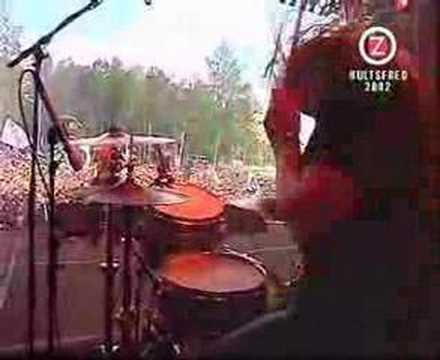 The Hellacopters - Born Broke (Hultsfred, Sweden, 14.06.2002
