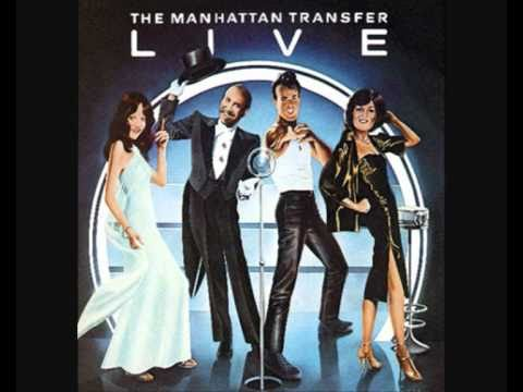 Manhattan Transfer - In The Dark