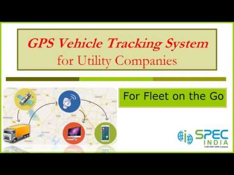 GPS Vehicle Tracking System for Utility Companies – For Fleet on the Go