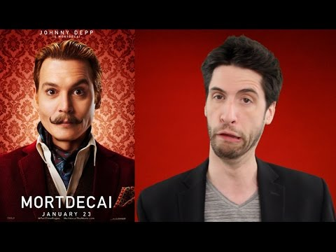 Mortdecai movie review