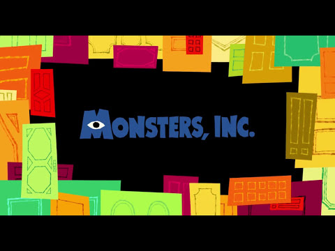 Monsters Inc - Intro - HD