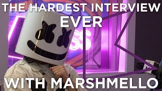 Download Lagu The HARDEST interview EVER with Marshmello Gratis STAFABAND